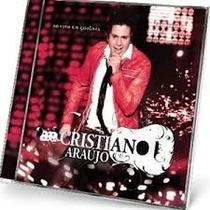 Cristiano Araújo - Ao Vivo Em Goiânia - Cd Original