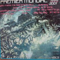 Lp Premier Mundial 2001 - Volume 2 - Vinil Raro