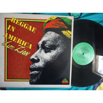 Lp Lion Zion - Reggae In America