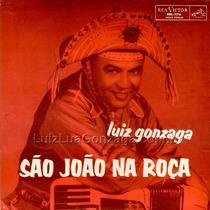 Cd Luiz Gonzaga São João Na Roça - Novo Lacrado Original
