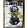 Dvd Scorpions Crazy World Tour Live