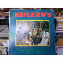 Lp Banda Reflexus / Serpente Negra / 1988 / Frete Grátis