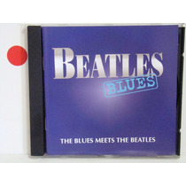 Cd - Beatles - Blues - Importado (coletanea)