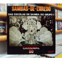 Lp Vinil - Sambas De Enredo - Grupo I - Carnaval 80