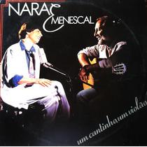 Nara & Menescal - Lp + Etiqueta Gratis - Veja O Video