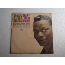 Nat Kink Cole - Dear Lonely Hearts - Lp (capa Sanduiche)