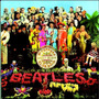 Lp The Beatles Sgt Pepper S Lonely Hearts Club Band