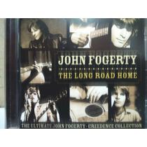 Cd - John Fogerty - The Long Road Home