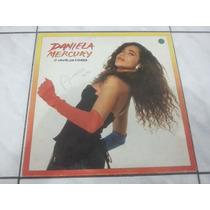 Lp Daniela Mercury O Canto Da Cidade Cl Encarte Ja 24