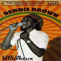 Cd/dvd Dennis Brown Live At Montreux,novo Importado