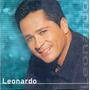 Cd - Leonardo - Quero Colo - Lacrado