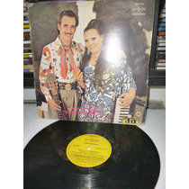 Nelson E Jeanette Baile De Campanha Lp Raro 1973