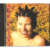 Cd Rita Ribeiro ( Benneditto) - Pe Do Lajeiro (1997) 1 Album