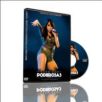 Dvd Anitta Ao Vivo Show Das Poderosas Floripa 2013