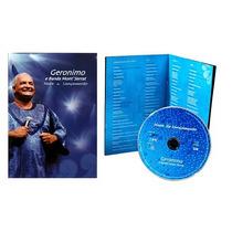 Dvd - Geronimo E Banda Mont