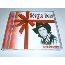 Cd Sergio Reis Serie Presentes