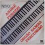 Lp Andre Penazzi - Novo Orgão Samba E Percussão - 1972 - Cop