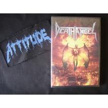 Death Angel (ger) - Sonic German Beatdown (dvd + Cd) - Nac