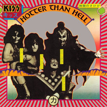 Lp Kiss Hotter Than Hell 180g Importado Novo Usa