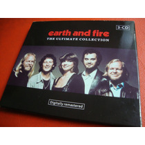 Earth And Fire - The Ultimate Collection ( Triplo )