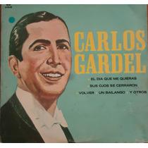 Lp (421) Tango - Carlos Gardel