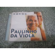 Cd - Paulinho Da Viola Focus 20 Sucessos
