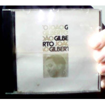 **cd- João Gilberto (cd Com Aguas De Março) **raro**