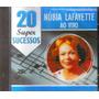Cd - Núbia Lafayette - Ao Vivo - 20 Super Sucessos - Lacrado