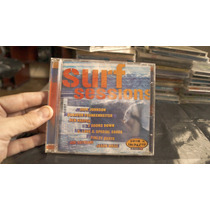 Cd Surf Sessions Som Livre