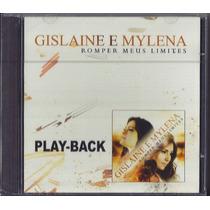 Playback Gislaine E Mylena - Romper Meus Limites * Original