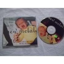 * Cds - New Metal - Rock Pop Internacional