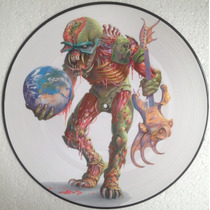 Iron Maiden - The Trooper In Berlin - Lp Picture Disc Novo