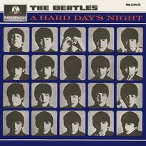 Lp The Beatles A Hard Days Night Mono 180g Lp Novo Usa