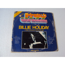 Lp Gigantes Do Jazz - Billie Holiday - 1980