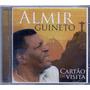 Cd Almir Guineto - Cartão De Visita - Novo***