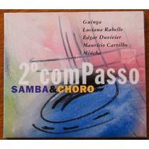 Digipack 2º Compasso - Samba & Choro / Frete Gratis