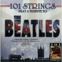 Cd / 101 Strings Orch (101 Cordas) = Tribute To The Beatles