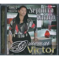 Cd Guiomar Victor - Sepulcro Caiado [bônus Playback]