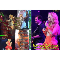 Dvd Banda Calypso Especial Tuor Pernambuco 2015 - 15 Anos