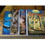 Iron Maiden - Kit 4 Cadernos 200 Folhas (kit Completo)