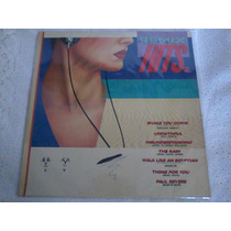 Lp - Remix Hits 2 - Gravadora Epic 1.986