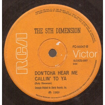 The Fifth Dimension Compacto Medley