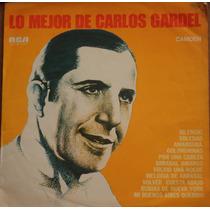 Lp(422) Tango - Lo Mejor De Carlos Gardel