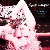 Cd Cyndi Lauper Memphis Blues (lacrado)
