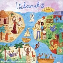Didipack Putumayo Presents : Islands Importado Frete Gratis
