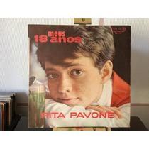 Lp Rita Pavone/meus 18 Anos