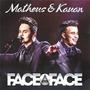 Matheus E Kauan - Face A Face - Cd - Loja Center Som