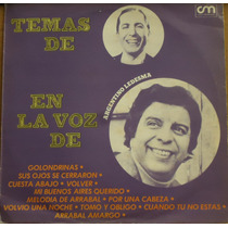 Lp(422) Tango - Argentino Ledesma - Temas De Carlos Gardel
