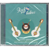 Cd-legião Urbana,renato Russo-rock Babies-instrumental