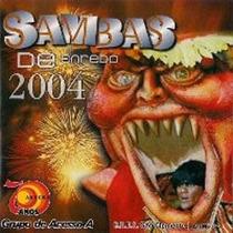 Cd-sambas De Enredo 2004-acesso A-raríssimo-em Otimo Estado